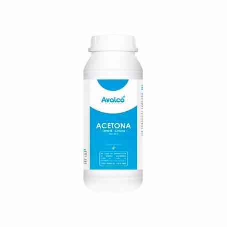 Acetona envase 1lts