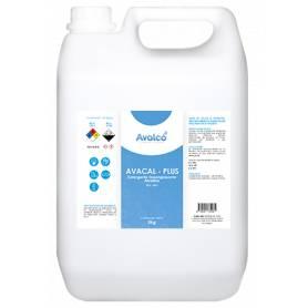 Desengrasante Alcalino Espuma Controlada Avacal Plus Bd 5 kg