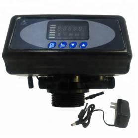 Cabezal automático ablandador de agua simple marca VOLTRON