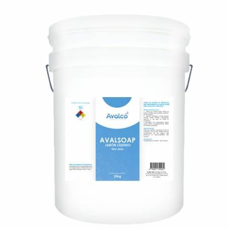Jabón Líquido Avalsoap 20Kg