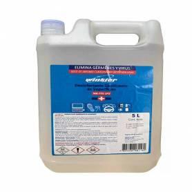 WK-705 LPU Desinfectante de Superficies 5lts