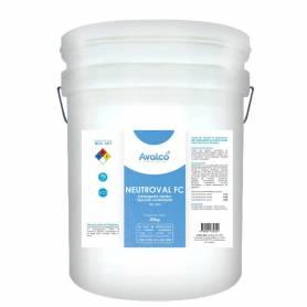 Detergente Neutro Neutroval FC 20 Lts
