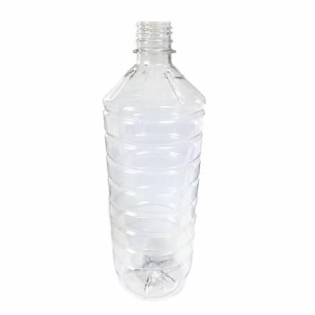 Envase PET sin tapa de 1 litro
