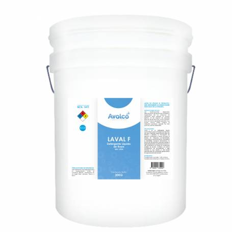 Detergente Para Ropa Laval-F Bl 20Kg