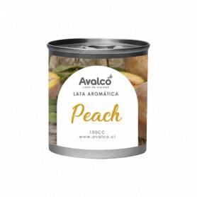 Lata Aromática Avalco Air Peach