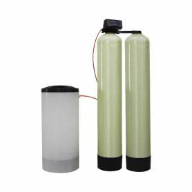 Ablandador duplex 200Lt Resina (100 litros por cuerpo)
