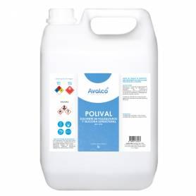 Polival Solvente de Polisulfuros y Silicona Estructural 5Lts