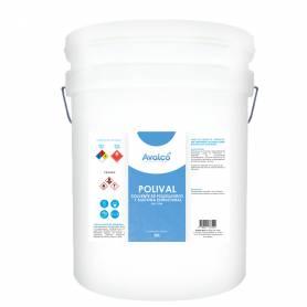 Polival Solvente de Polisulfuros y Silicona Estructural 20Lts